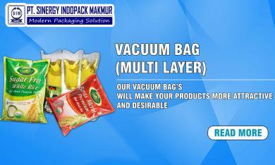 Keunggulan-Keunggulan Kemasan Plastik Vakum (Vacuum Bag)