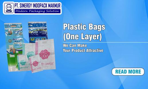 Plastic Packaging (One Layer), PE, PP, PVC