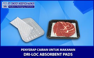 Dri Loc Absorbent Pads