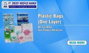 Kemasan Plastik Umum (Berbahan satu lapis)