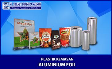 Kemasan Produk Berbahan Aluminium Foil
