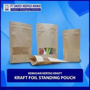 Kemasan Kertas Kraft Foil