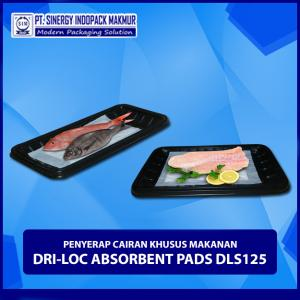 Penyerap Cairan Pada Makanan (DRI-LOC Absorbent Pads)