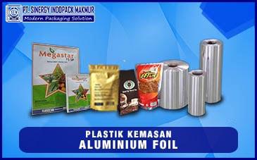 Kemasan Alufoil (Berbahan Lapis Aluminium Foil)