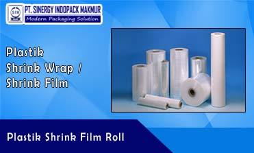 Kemasan Plastik Shrink Wrap (Shrink Film)