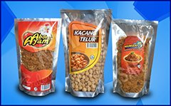 Kemasan Snack/ Kopi Bubuk/  Permen/ Jelly, dll