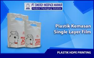 Kemasan Plastik Berbahan HDPE (High Density Polyethylene)