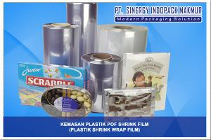 Plastik POF Shrink (Shrink Wrap Film)