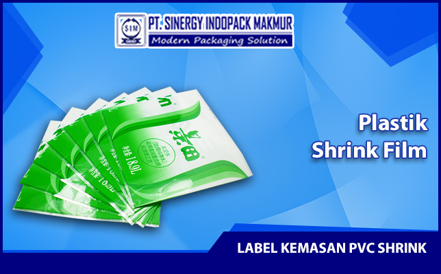 Plastik PVC Shrink (Shrink Wrap Film)