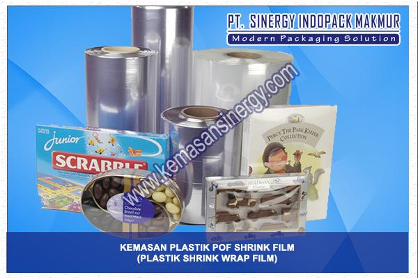 Plastik POF Shrink (Shrink Wrap Film)