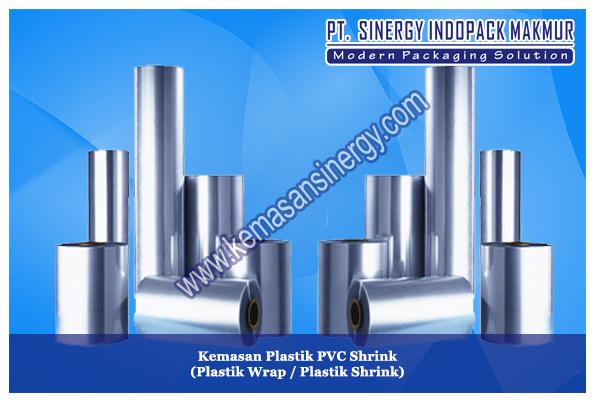 Plastik PVC Shrink (Shrink Wrap Film)