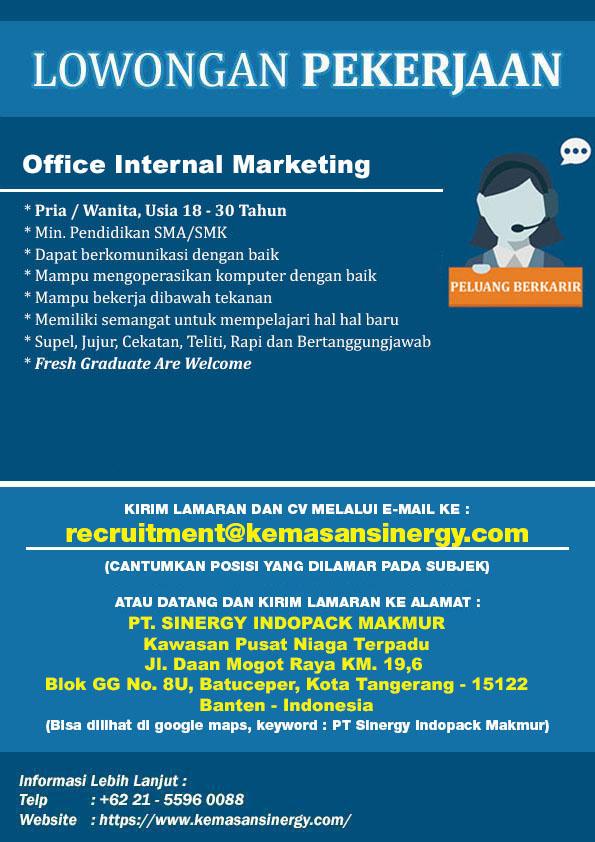 OFFICE INTERNAL MARKETING (INT-MKT)