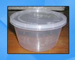 Promo Box Plastik Thinwall 450gr